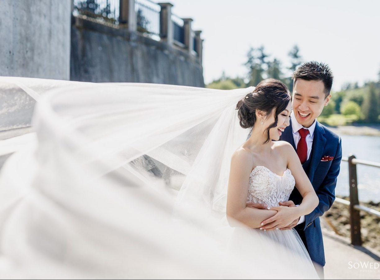 Stanley Park Pre Wedding Photoshoot