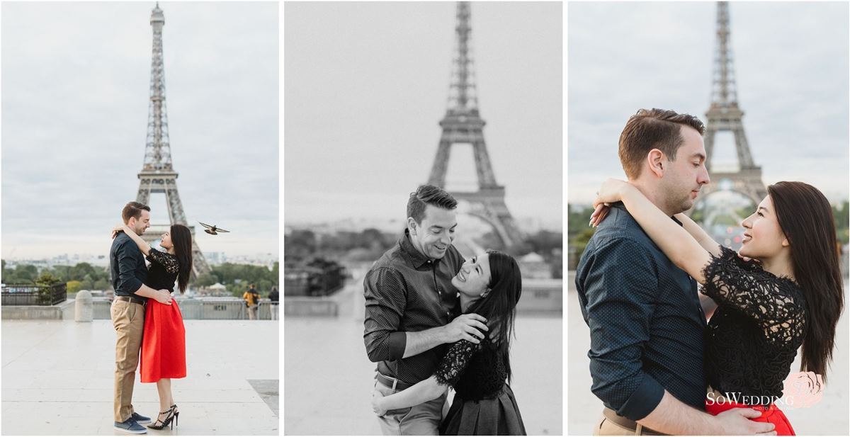 Paris Pre-Wedding Photography