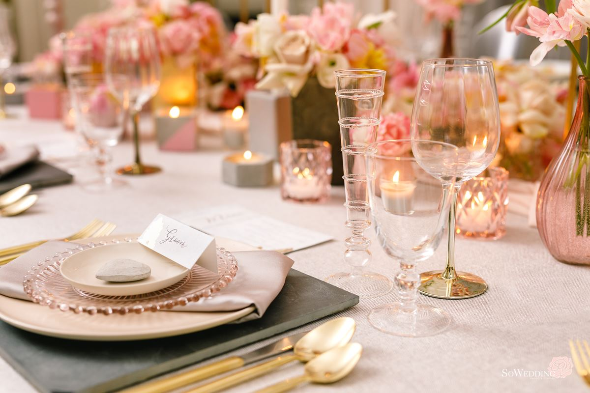 The Vancouver Club Wedding