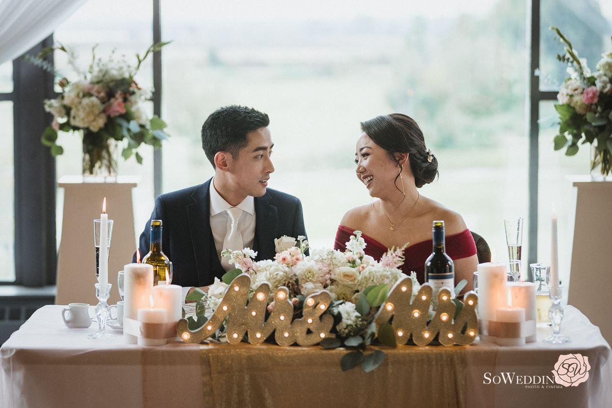 Swan E Set Wedding Photography