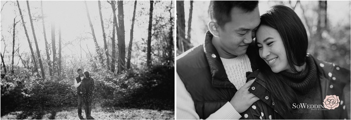Burnaby Lake Engagement Photography