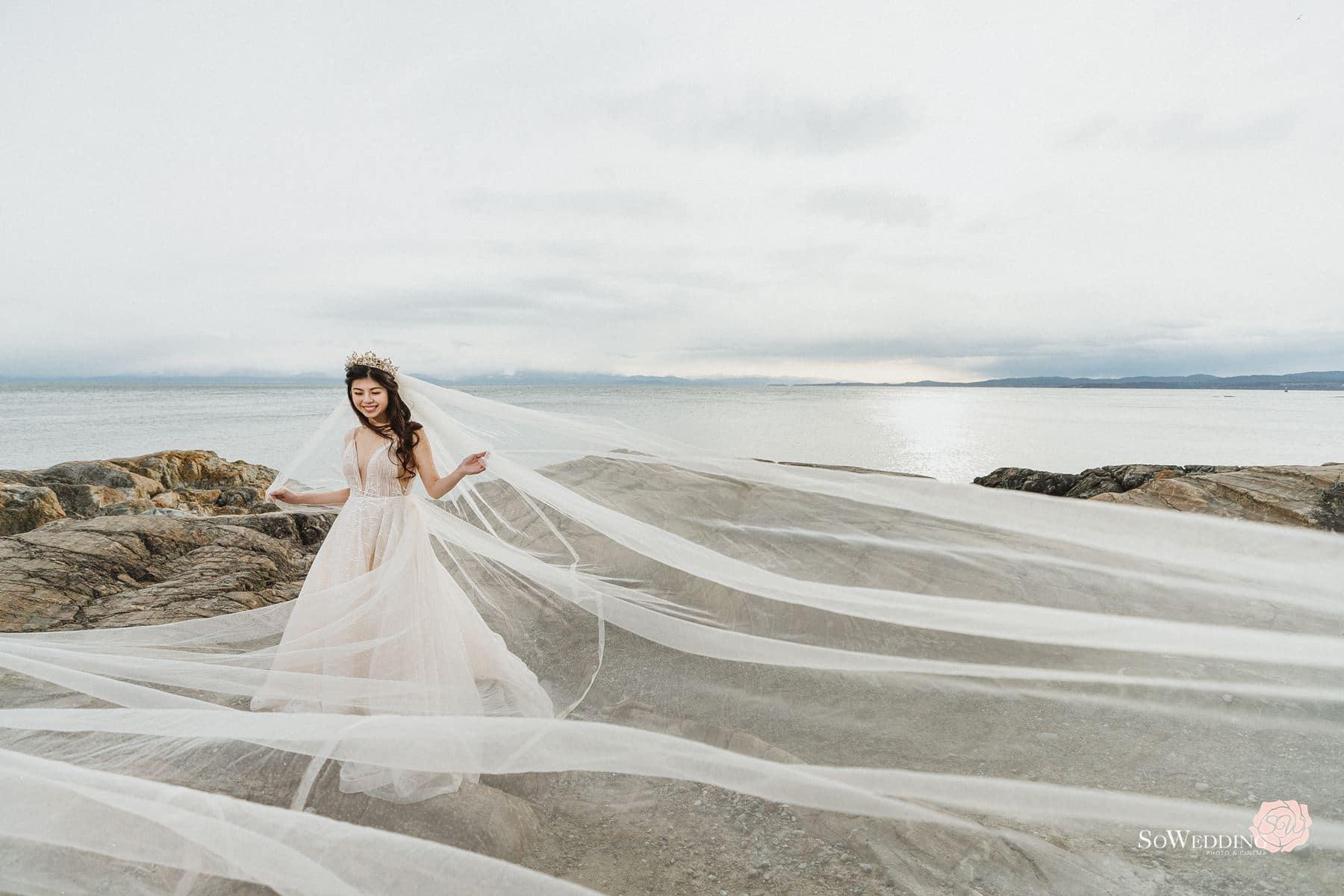 Vancouver pre-wedding