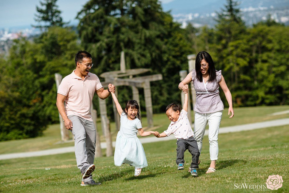 Vancouver Family Photography
